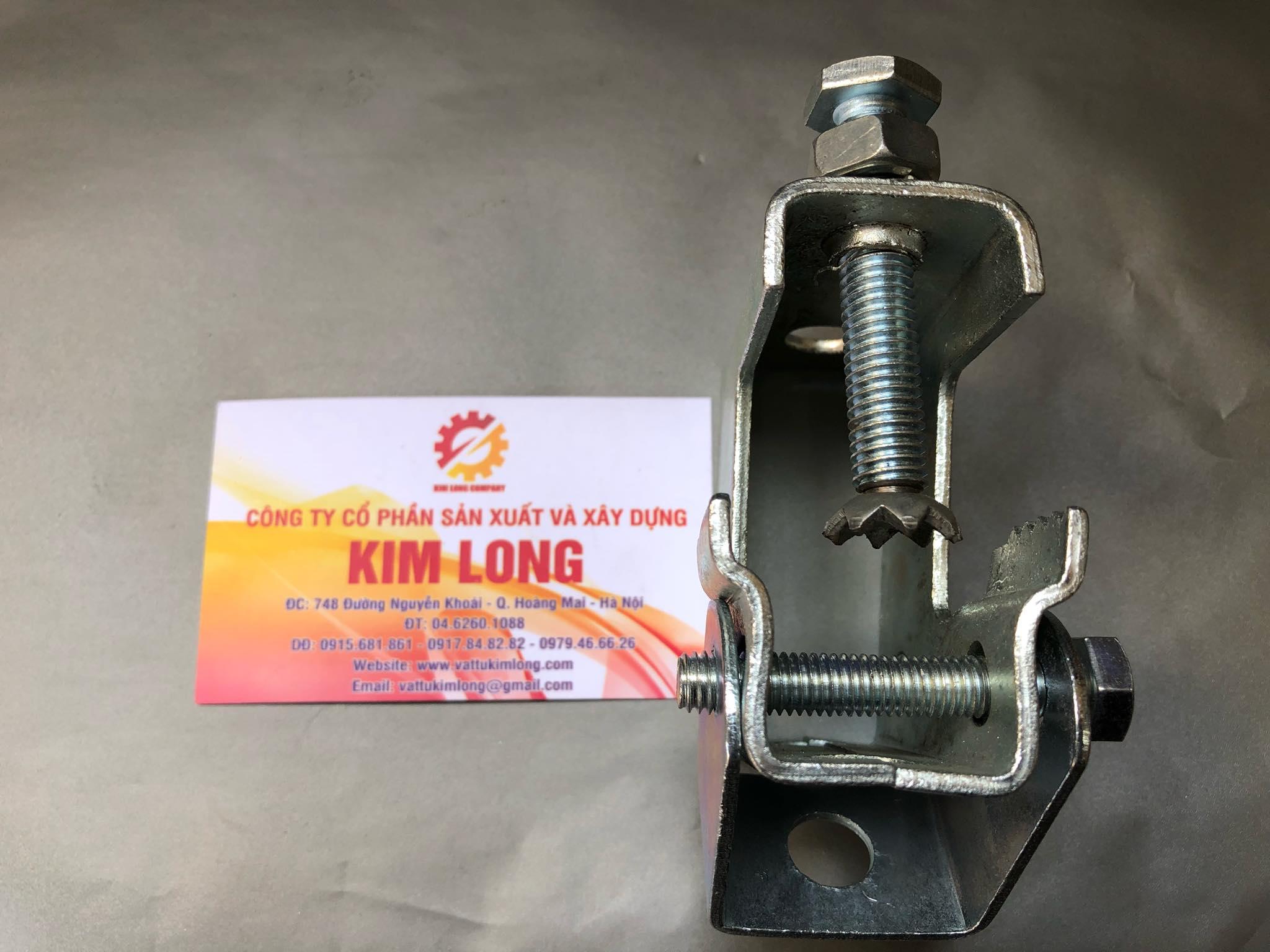 báo giá kẹp dầm Kim Long