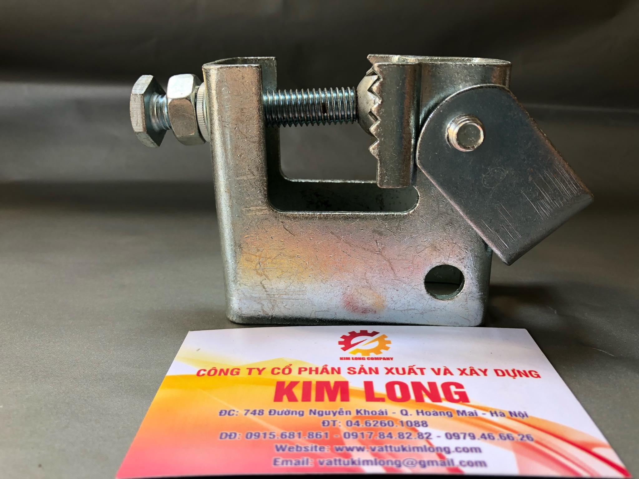 báo giá kẹp xà gồ Kim Long