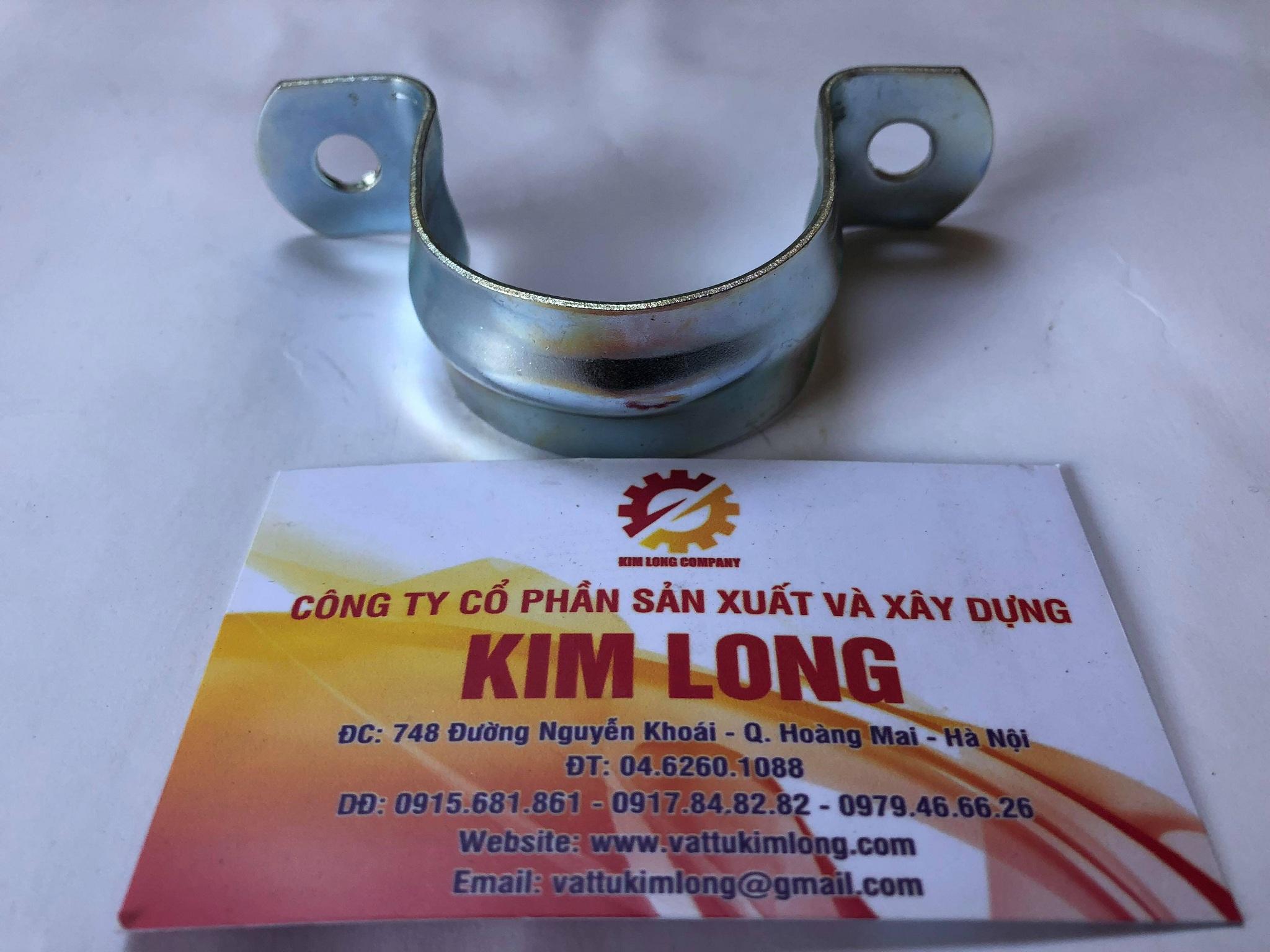báo giá đai ôm ống kim Long